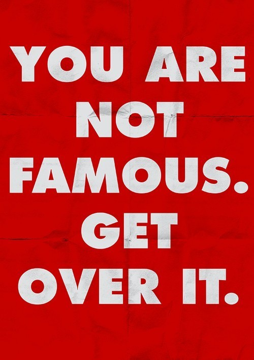 Funny Get Over Yourself Quotes. QuotesGram