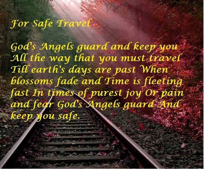 Prayer For Safe Travel Quotes. QuotesGram