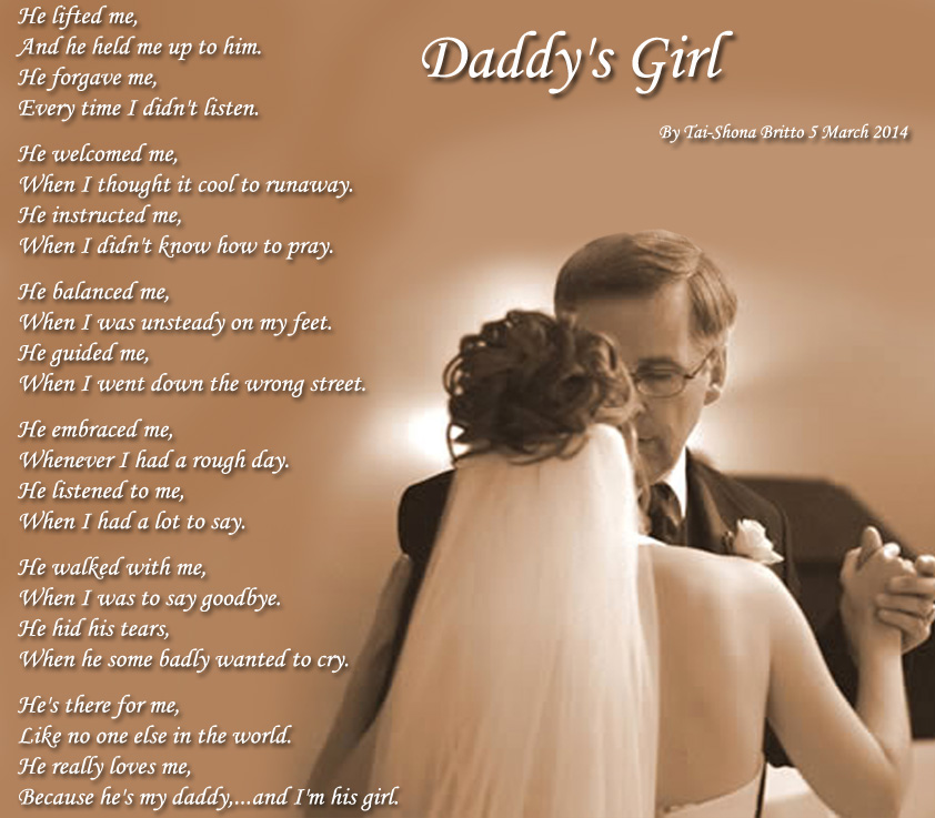 Quotes About Being A Daddys Girl. QuotesGram