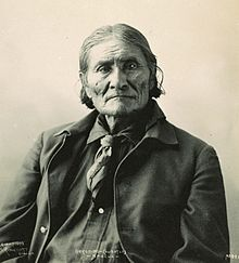 Navajo Warrior Geronimo Quotes