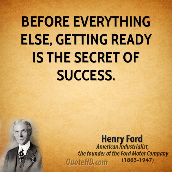 The success story of henry ford