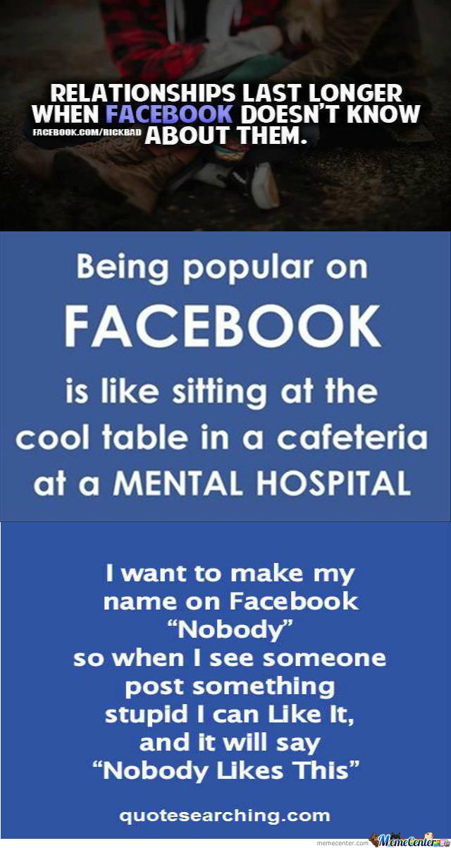 Blocking People On Facebook Quotes. QuotesGram