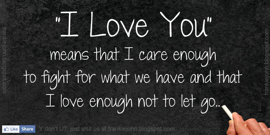 We Fight But I Still Love You Quotes. QuotesGram
