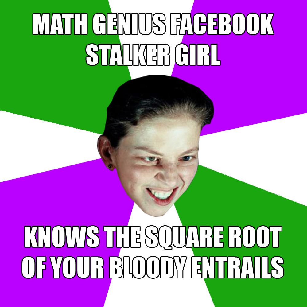 Creepy Girl Quotes For Facebook. QuotesGram