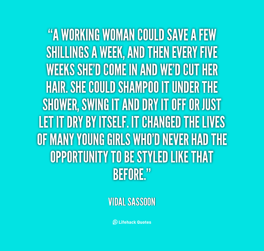 Working Woman Quotes Quotesgram