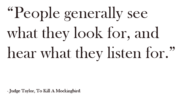 Quotes About Racial Equality In To Kill A Mockingbird