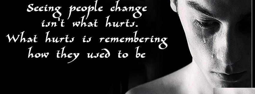 Sad Quotes Facebook Covers. QuotesGram