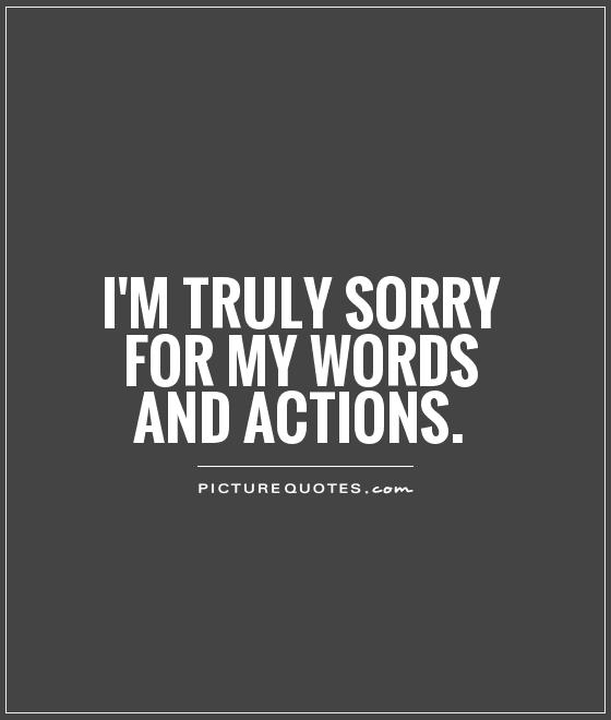 I M Sorry Love Quotes For Her: Im Sorry Mom Quotes. QuotesGram