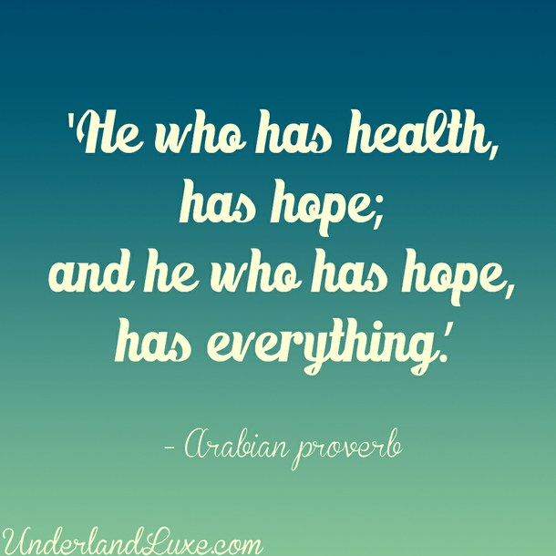 Motivational Inspirational Quotes: Life Healthy Quotes. QuotesGram