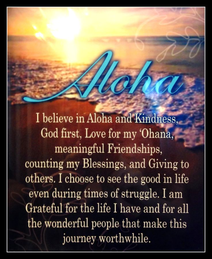 Quotes And Sayings: Aloha Friday Quotes. QuotesGram