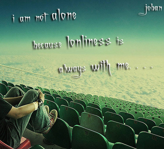 Being Alone Sad Quotes: Quotes About Being Sad And Lonely. QuotesGram