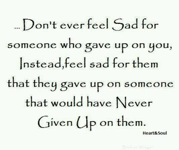 Feeling Sad Quotes. QuotesGram