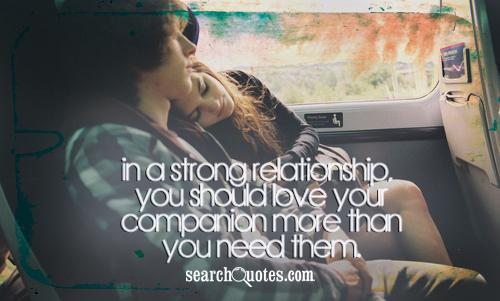 Love Quotes About Strong Relationships: Building Strong Relationships Quotes. QuotesGram