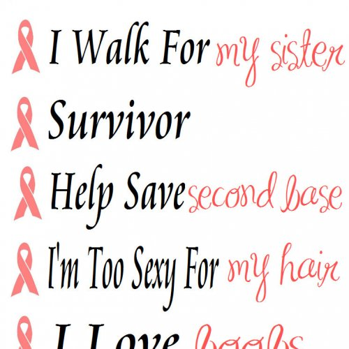 Inspirational Quotes About Positive: Sister Quotes Fight Cancer Together. QuotesGram