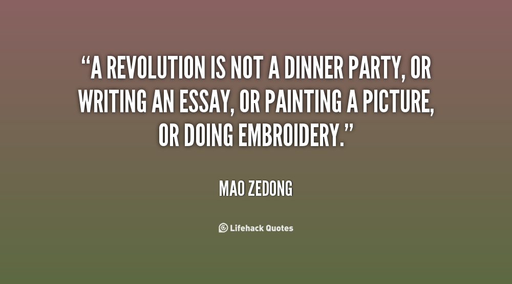 French Revolution Quotes Quotesgram: Mao Zedong Revolutionary Quotes. QuotesGram