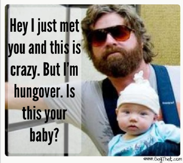 Hangover Movie Quotes Funniest Lines: Hangover Funny Quotes And Sayings. QuotesGram