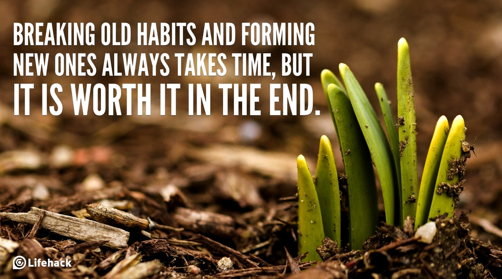 Breaking Old Habits Quotes. QuotesGram