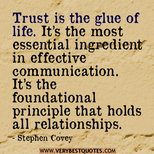 Relationship Quotes Sayings Broken Trust. QuotesGram
