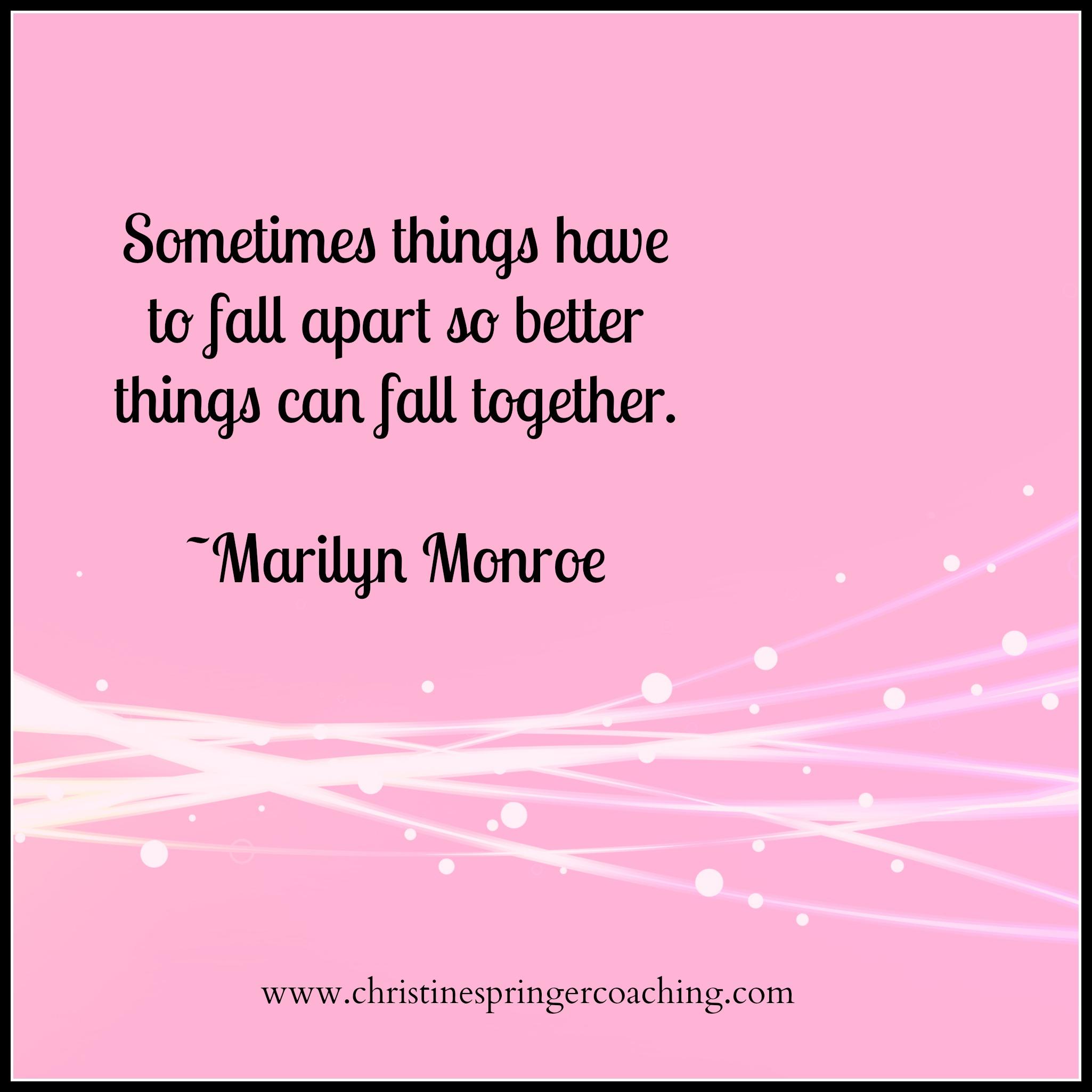 Falling Apart Inspirational Quotes: Relationship Falling Apart Quotes. QuotesGram