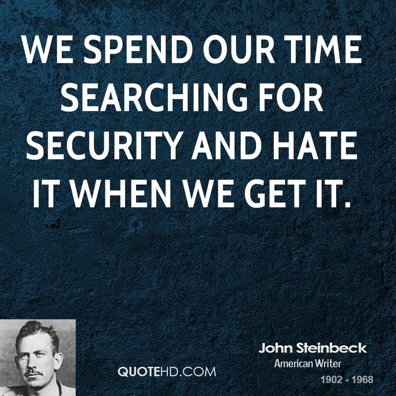 Steinbeck Quotes Rooms Of Experience. QuotesGram