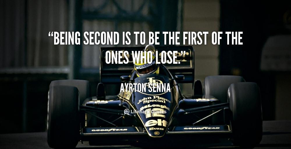 Ayrton Senna Quotes. QuotesGram