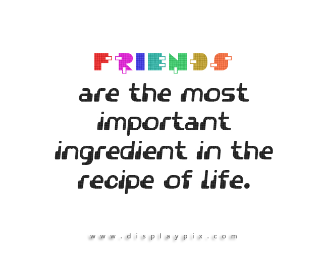 Short Cool Friendship Sayings : Cool friendship quotes quotesgram