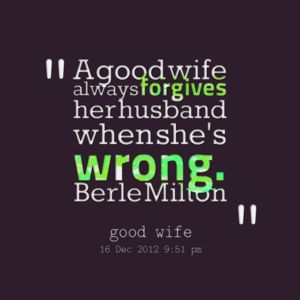 Good Husband Quotes And Sayings. QuotesGram