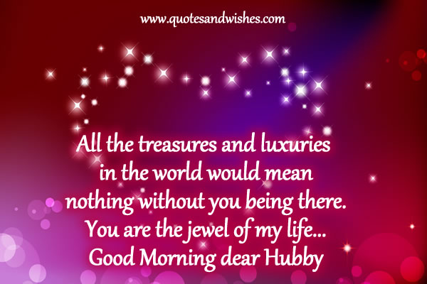 Good Morning Quotes For Him Quotesgram: Good Morning Husband Quotes. QuotesGram