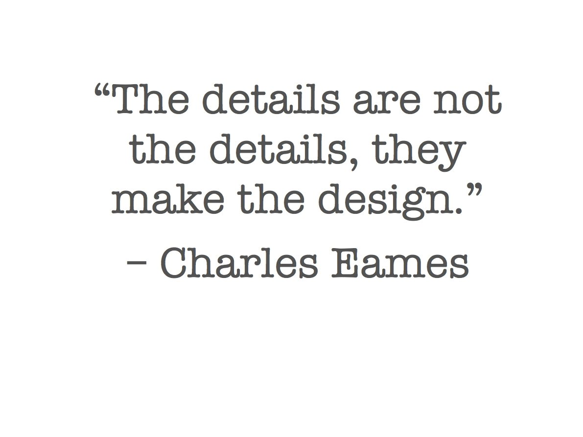INTERIOR DESIGN QUOTE OF THE WEEK BY VENUS WILLIAMS ...