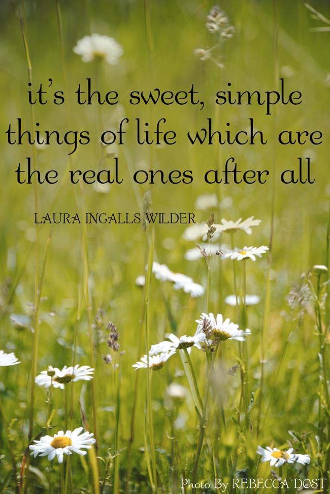 Simple Life Quotes. QuotesGram