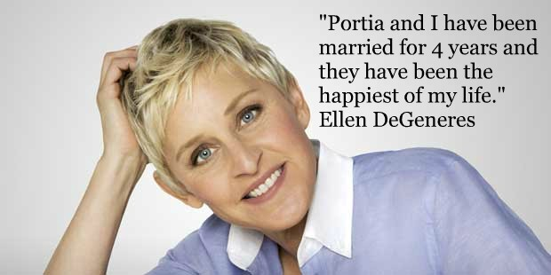 An Important Message - From Ellen DeGeneres Gay Suicide