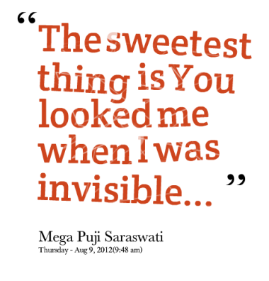 the sweetest thing quotes