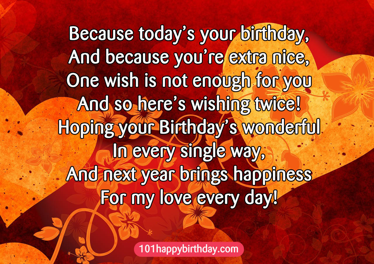 birthday quotes for girlfriend quotesgram