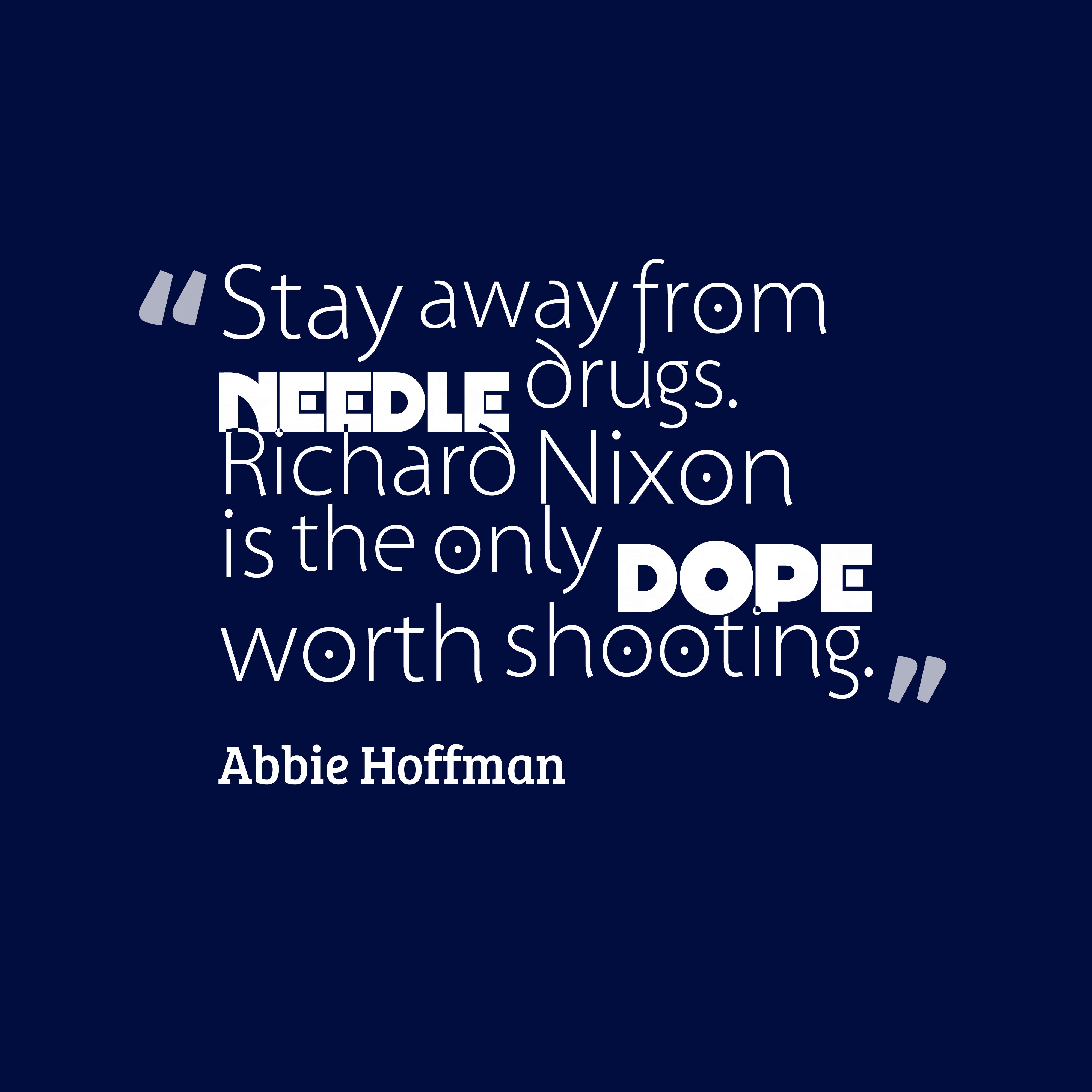 Richard Nixon Quotes On Drugs. QuotesGram