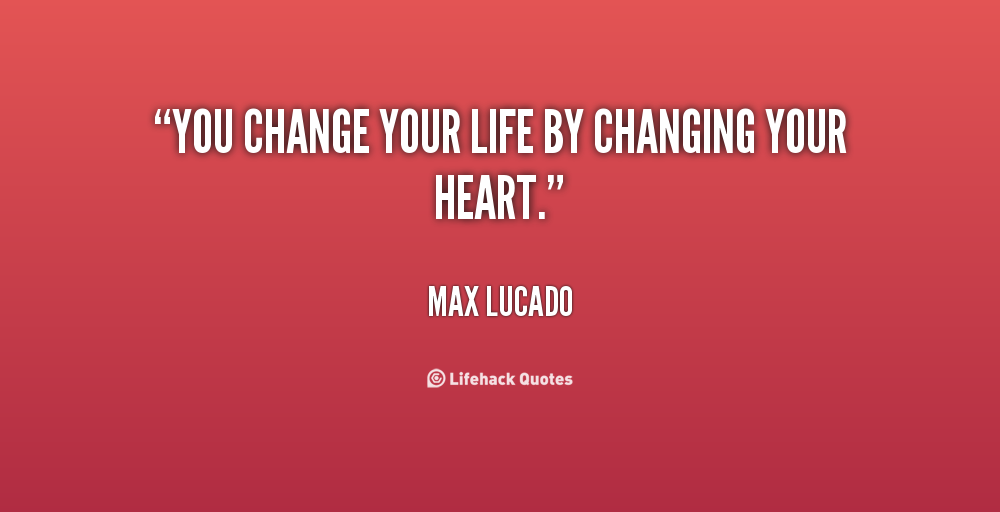 quotes about change in life - photo #37