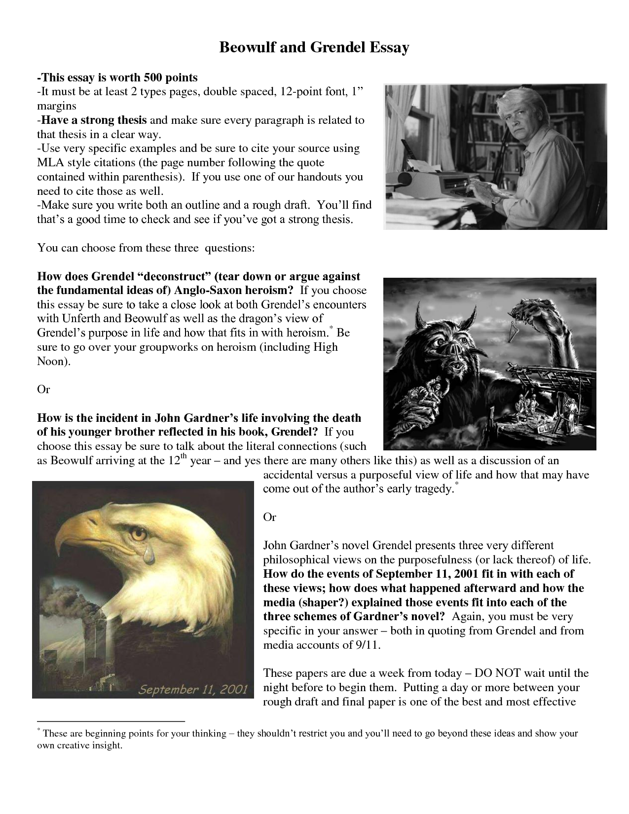 quotes describing grendel in beowulf quotesgram follow us