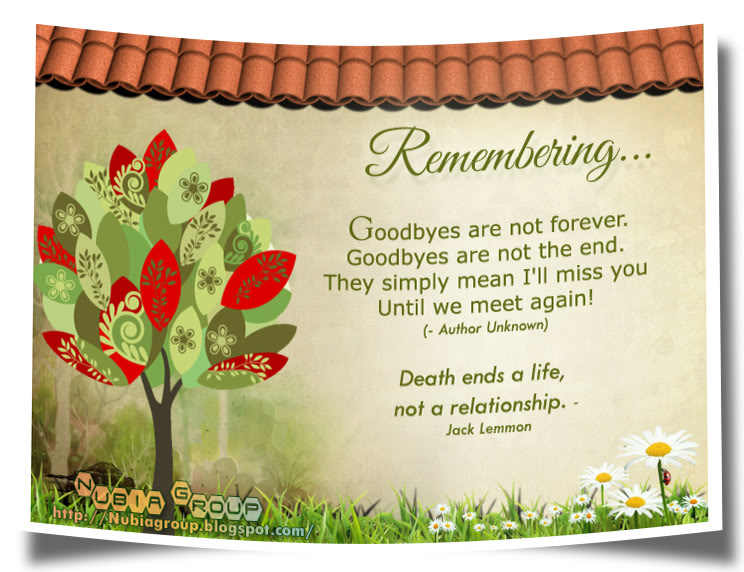 Christmas Memorials For Loved Ones