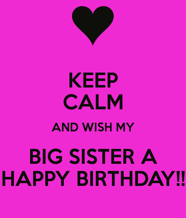 Funny Quotes For Her Birthday Quotesgram: Big Sister Birthday Quotes Funny. QuotesGram