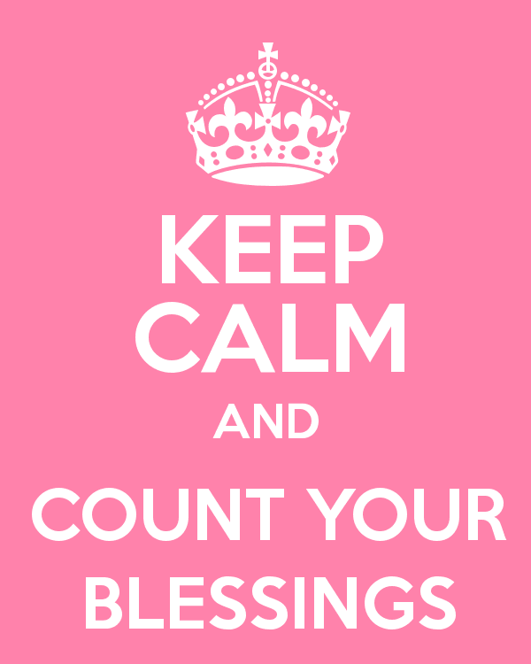Quotes About Counting Your Blessings: Always Count Your Blessings Quotes. QuotesGram