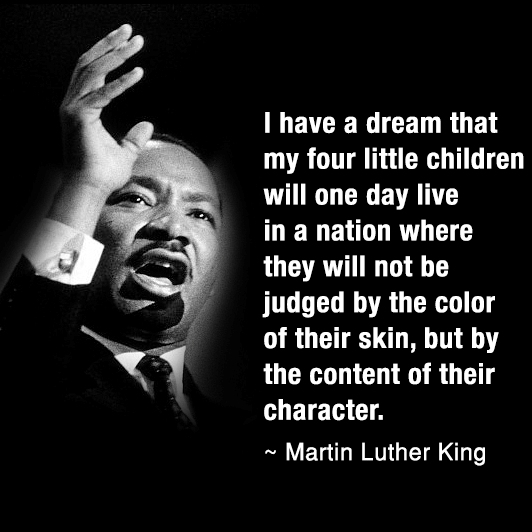 Mlk Quotes Service