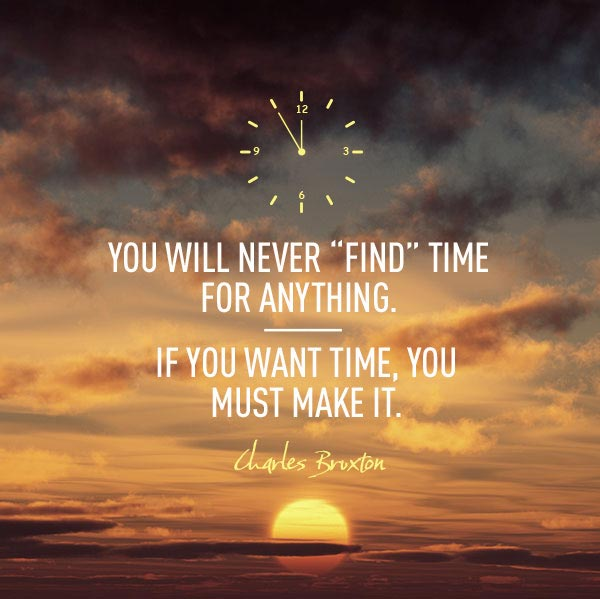 Quotes About Making Time For People. QuotesGram