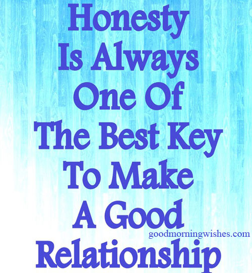 Quotes About Honesty And Friendship: Quotes About Honesty In Relationships. QuotesGram