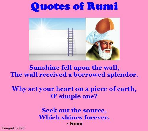 Quotes About Love: Rumi Quotes In Urdu. QuotesGram