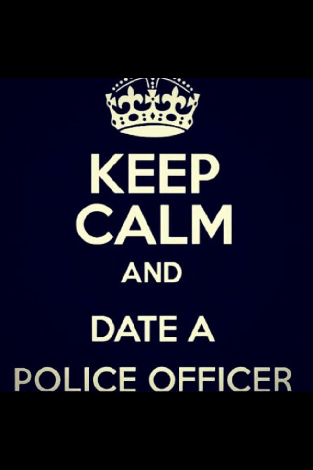 Dating police officers