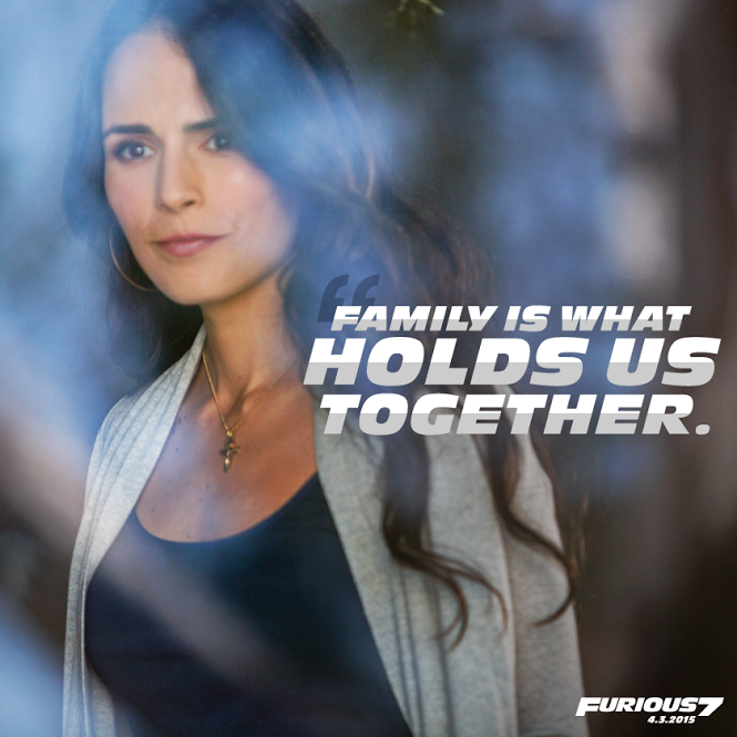 Fast And Furious Quotes About Family Quotesgram