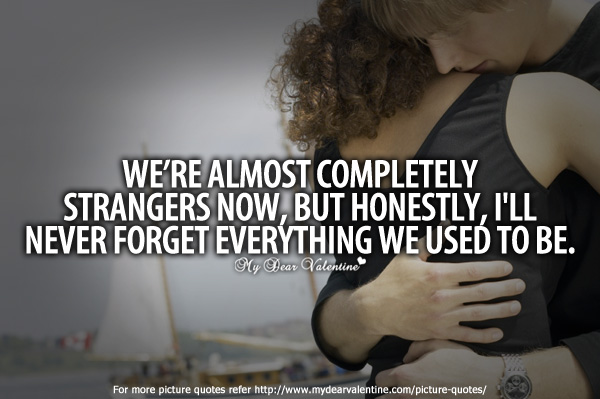 Friends Become Lovers Quotes: Quotes About Loving A Stranger. QuotesGram