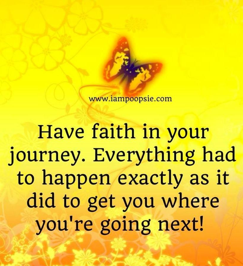 Have Faith Quotes. QuotesGram