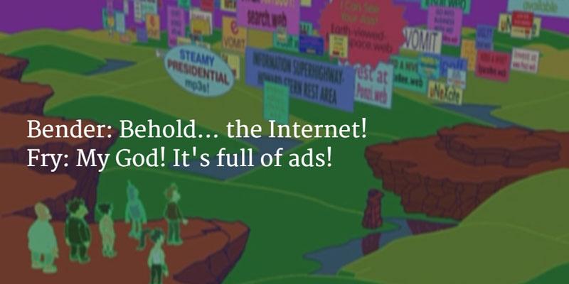 Internet Ad Quotes. QuotesGram