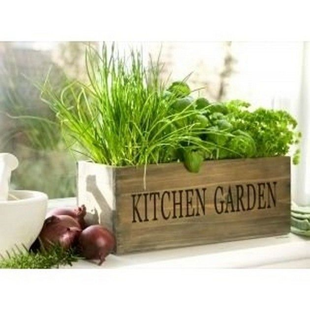 Kitchen Garden Kit: Herb Garden Quotes. QuotesGram