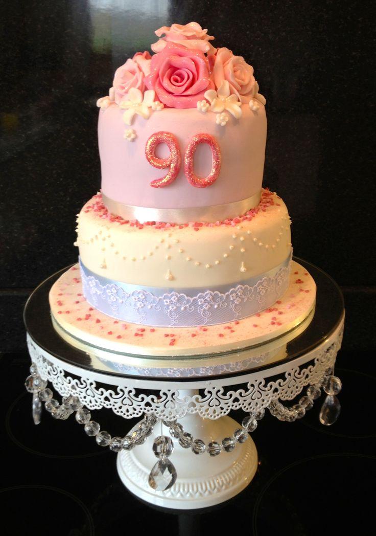 90th Birthday Cake Quotes Quotesgram